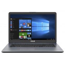 """ASUS VivoBook X705UA-BX301T 2.1GHz 4405U 17.3"""" 1600 x 900pixels Gris Ordinateur portable"""