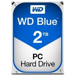 Western Digital Blue 2000Go Série ATA III disque dur