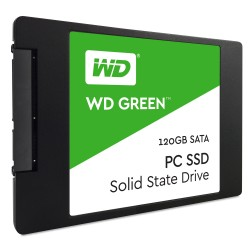 "Western Digital Green PC SSD 120GB 120Go 2.5"" Série ATA III"