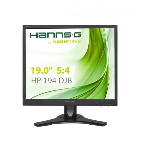 "Hannspree Hanns.G HP 194 DJB 19"" Noir écran plat de PC"