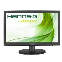 "Hannspree Hanns.G HE196APB 18.5"" HD Mat Noir écran plat de PC LED display"