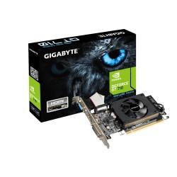 Gigabyte GeForce GT 710 GeForce GT 710 1Go GDDR3