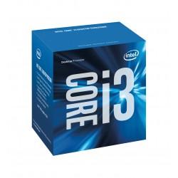 Intel Core ® ™ i3-6100 Processor (3M Cache, 3.70 GHz) 3.7GHz 3Mo L3 Boîte processeur