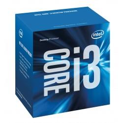 Intel Core ® ™ i3-7100 Processor (3M Cache, 3.90 GHz) 3.9GHz 3Mo Smart Cache Boîte processeur
