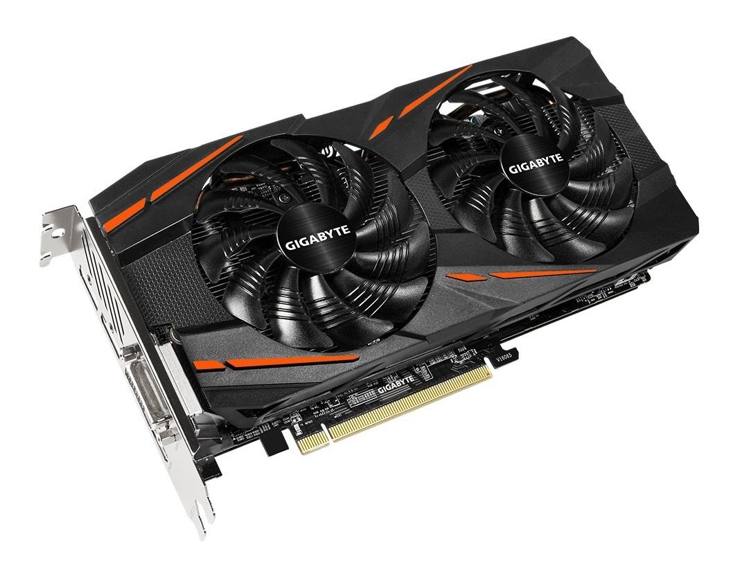 Gigabyte Gv Rx580gaming 8gd Radeon Rx 580 8go Gddr5 Carte Graphique
