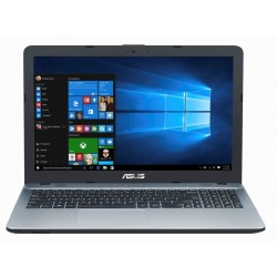 """ASUS VivoBook Max X541NA-GO148T 1.10GHz N4200 15.6"""" 1366 x 768pixels Argent Ordinateur portable notebook"""