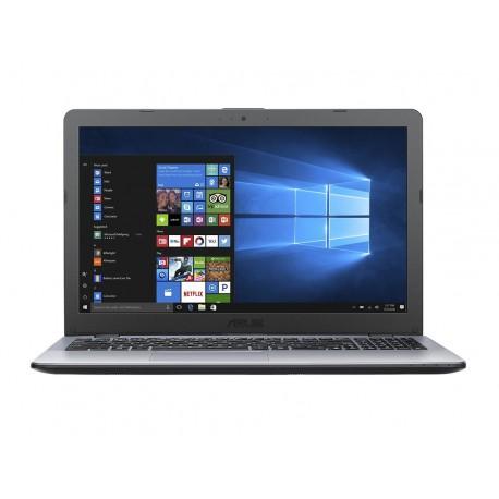 """ASUS P1501UA-GQ495R 2.4GHz i3-7100U 15.6"""" 1366 x 768pixels Gris Ordinateur portable"""