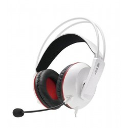 ASUS Cerberus Binaural Bandeau Noir, Rouge, Blanc Casque audio
