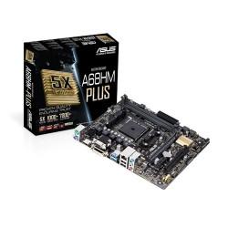 ASUS A68HM-Plus AMD A68H Socket FM2+ Micro ATX carte mère