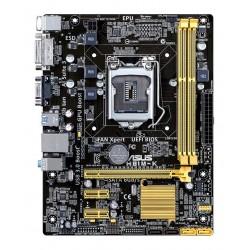 ASUS H81M-K Intel H81 LGA 1150 (Socket H3) Micro ATX carte mère
