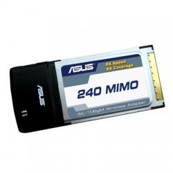 ASUS WL-106gM Wireless Adapter Interne 240Mbit s carte et adaptateur réseau