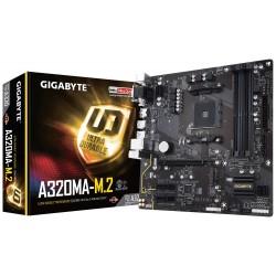 Gigabyte GA-A320MA-M.2 carte mère Emplacement AM4 AMD A320 Micro ATX