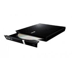 ASUS SDRW-08D2S-U Lite DVD±R RW Noir lecteur de disques optiques