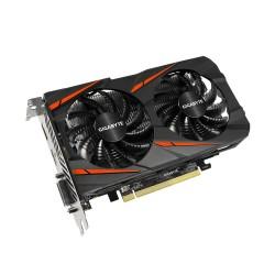 Gigabyte GV-RX550GAMING OC-2GD carte graphique Radeon RX 550 2 Go GDDR5