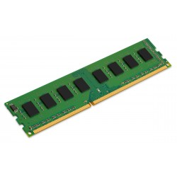 Kingston Technology ValueRAM 4GB DDR3 1600MHz Module module de mémoire 4 Go DDR3L