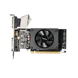 Gigabyte GV-N710D3-2GL carte graphique GeForce GT 710 2 Go GDDR3