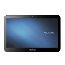 """ASUSPRO A4110-BD328X 39,6 cm (15.6"""") 1366 x 768 pixels Écran tactile 1,6 GHz Intel® Celeron® J3160 Noir PC All-in-One"""