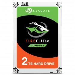 "Seagate FireCuda ST2000DX002 disque dur 3.5"" 2000 Go Série ATA III HDD-Hybride"