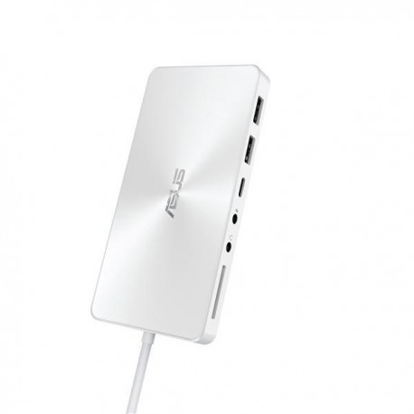 ASUS Universal Dock USB 3.0 (3.1 Gen 1) Type-C Blanc