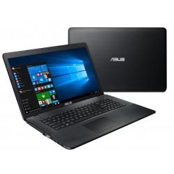 """ASUS X751NA-TY011T notebook Noir Ordinateur portable 43,9 cm (17.3"""") 1600 x 900 pixels 1,10 GHz Intel® Pentium® N4200"""