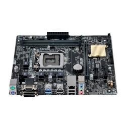 ASUS H110M-K LGA 1151 (Emplacement H4) Intel® H110 Micro ATX