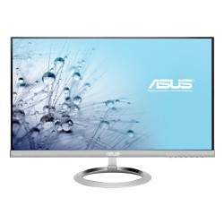 "ASUS MX259H LED display 63,5 cm (25"") Full HD Mat Noir, Argent"