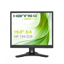 "Hannspree Hanns.G HP 194 DJB LED display 48,3 cm (19"") Noir"