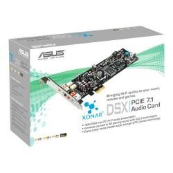 ASUS Xonar DSX Interne 7.1 canaux PCI-E