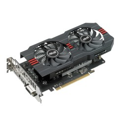 ASUS RX560-O2G Radeon RX 560 2Go GDDR5